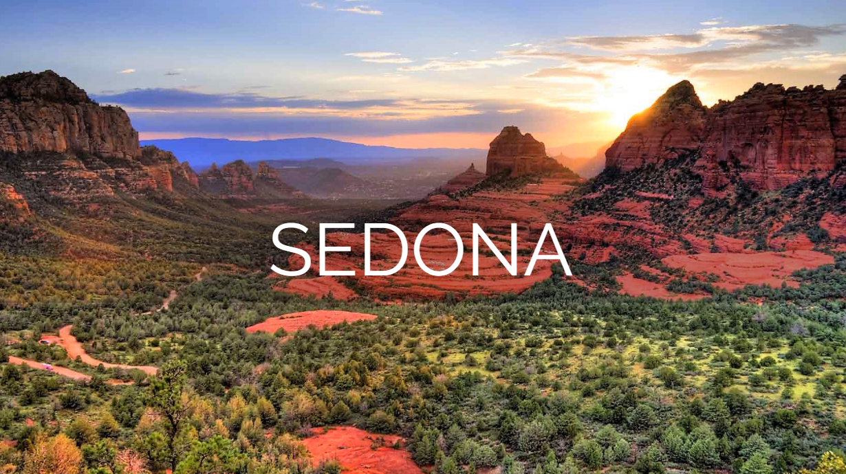 Sedona – The Mystical Center of Arizona