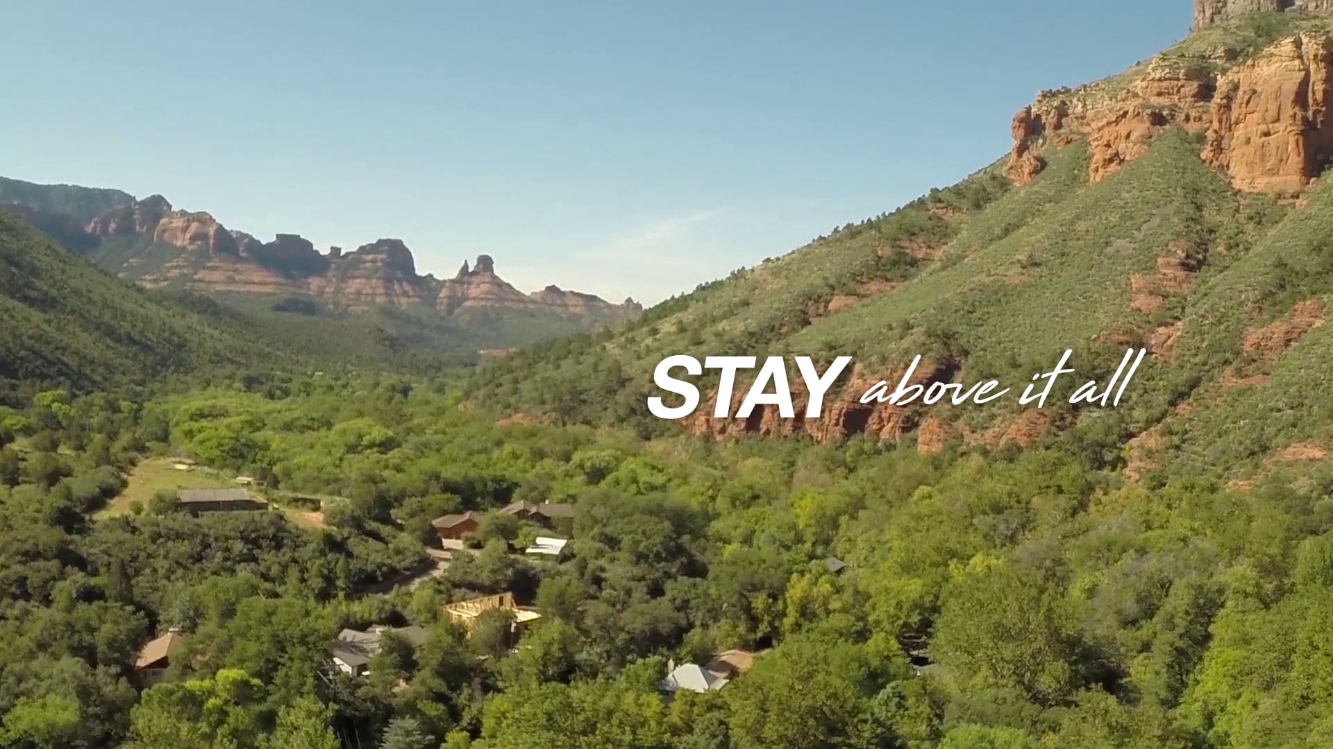 Welcome to the Sedona Vacation Villas in beautiful Sedona, Arizona.