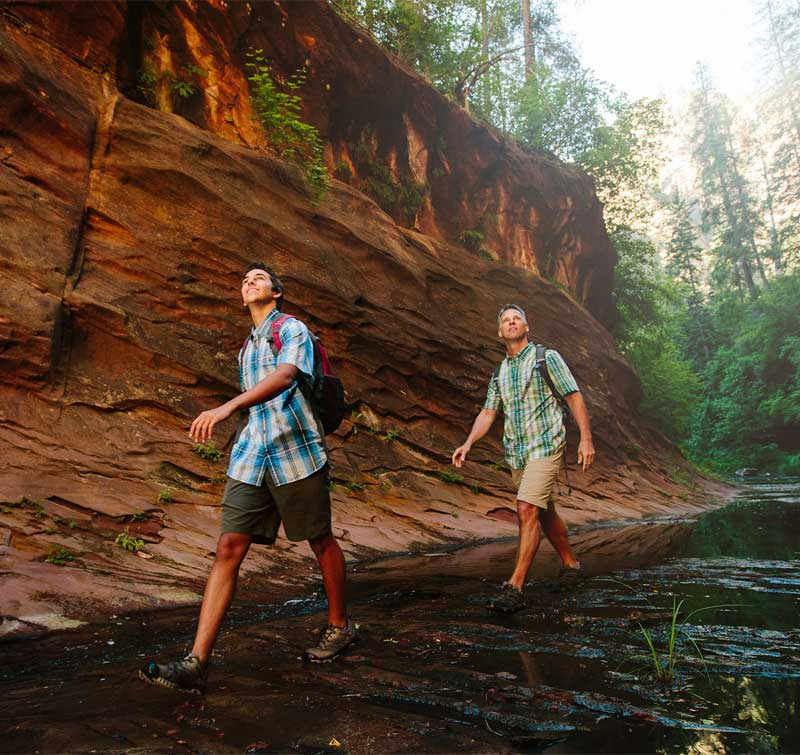 Sedona Hiking Trails – Ratings and Reviews